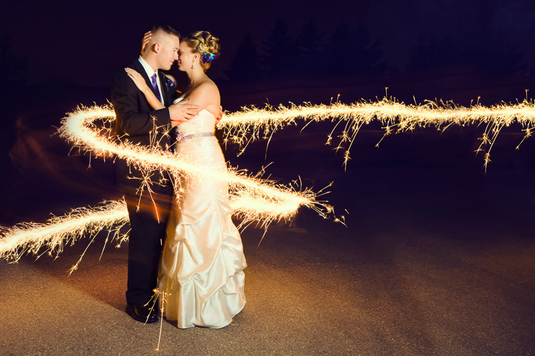 Creative Lighting: 5-th Place by Susan & Krister Temme  (Picture That Photography)