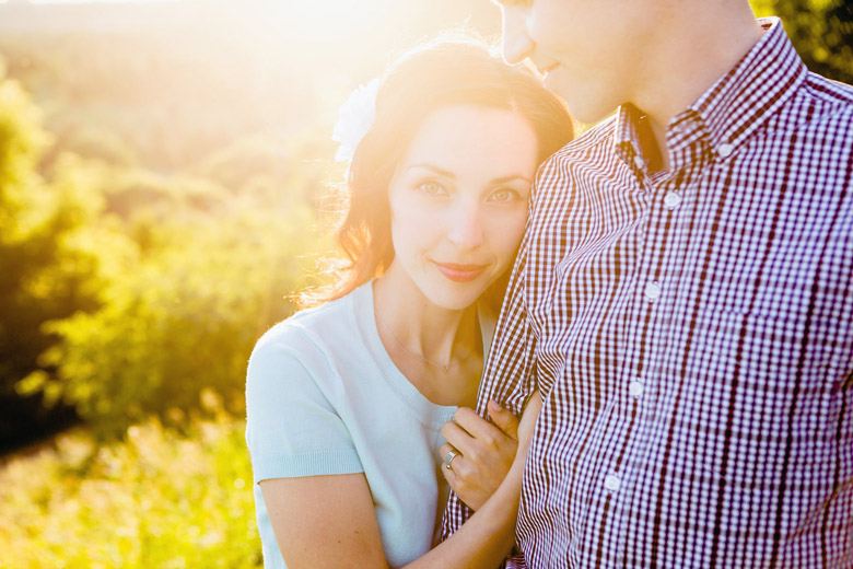 Engagement Portrait: 2-nd Place by Christina Fuchs (Christina Louise Photography)