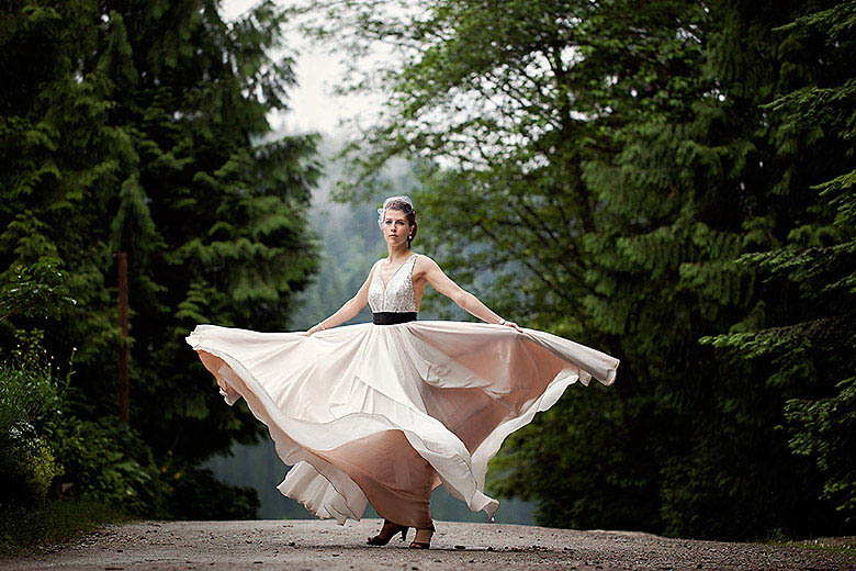 The Wedding Dress: 7-th Place by Fran Chelico (Fran Chelico Photography)