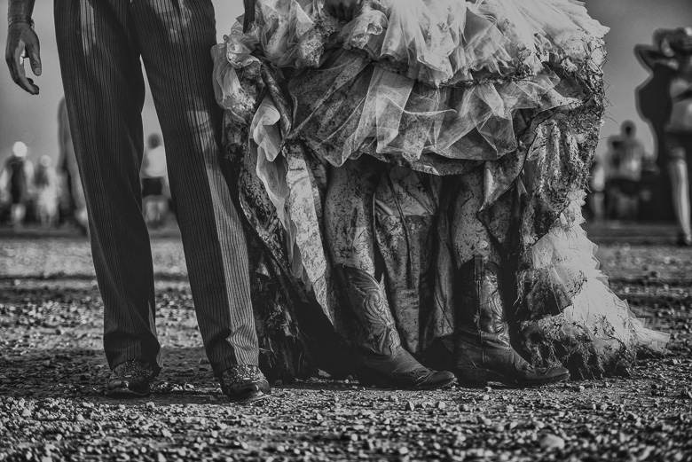 The Wedding Dress: 2-nd Place by Carey Nash (Carey Nash Photography)