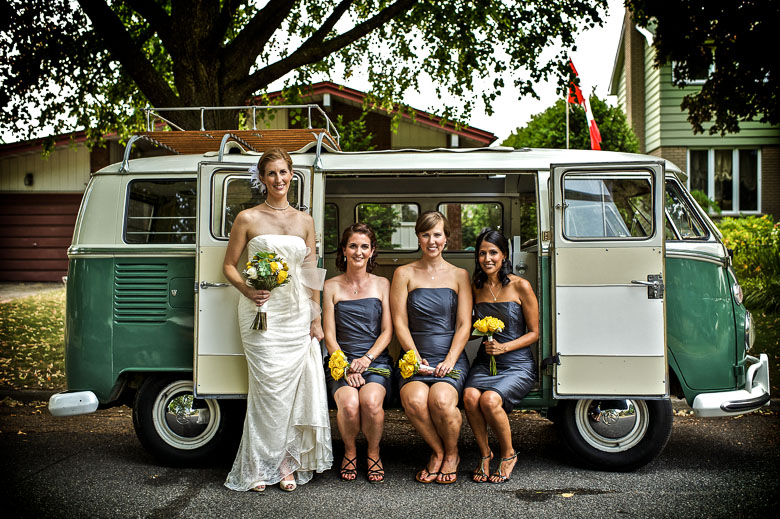 Bridal Party Portrait: 10-th Place by Ann Wen  (Green Tea Photography)
