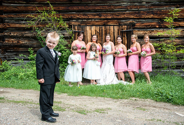 Bridal Party Portrait: 14-th Place by Brian Walters (Brian T Walters Photography)