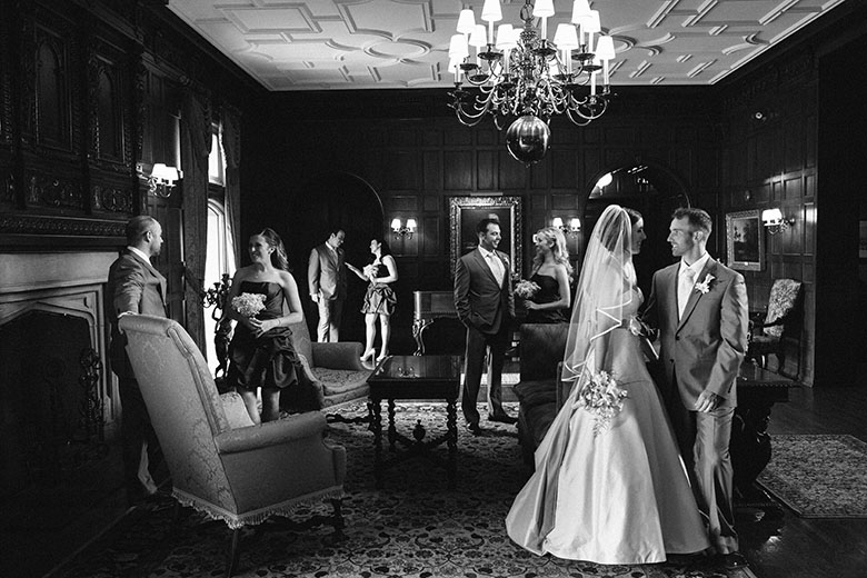 Bridal Party Portrait: 3-rd Place by Brent Foster (Brent Foster Photography)
