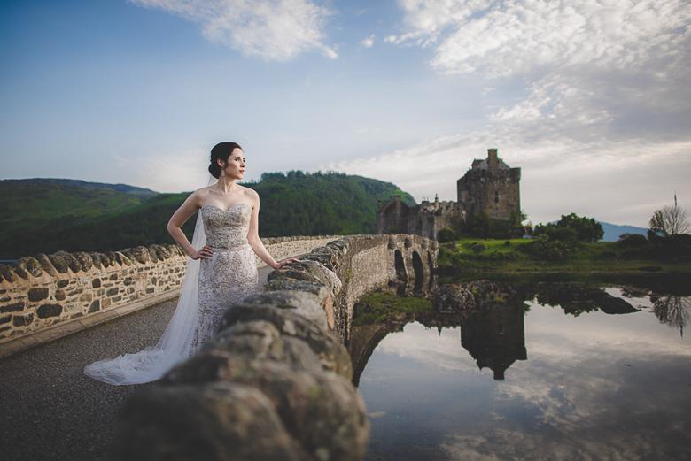 Bridal Portrait: 4-th Place by Carey Nash (Carey Nash Photography)