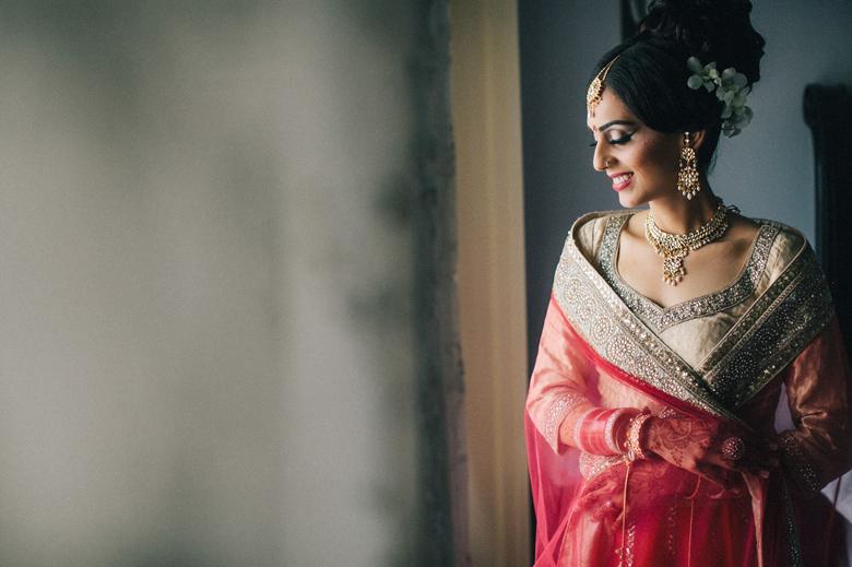 Bridal Portrait: 9-th Place by Pardeep Singh (Pardeep Singh Photography)