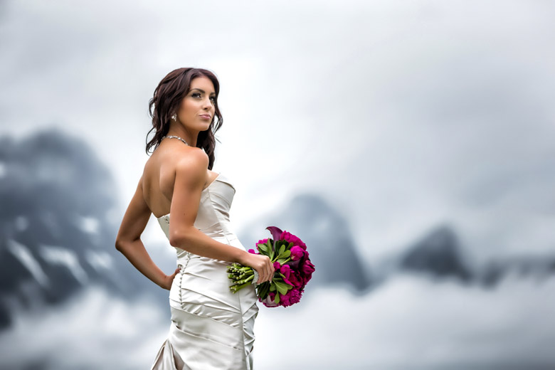 Bridal Portrait: 10-th Place by Edward Ross (Edward Ross Photography)