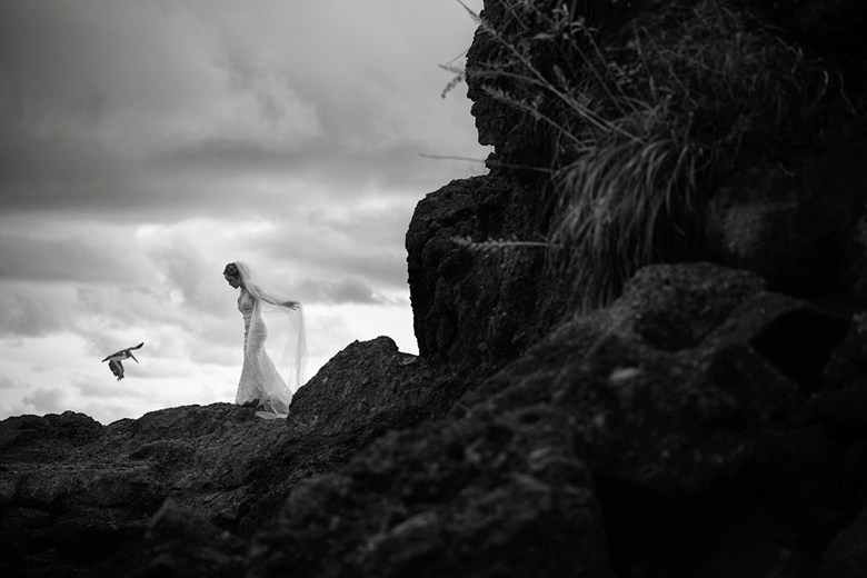 Bridal Portrait: 7-th Place by Fran Chelico (Fran Chelico Photography)