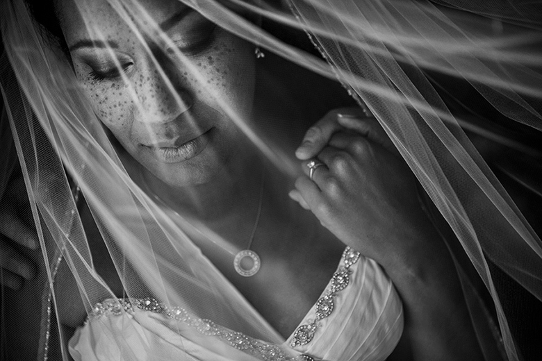 Bridal Portrait: 6-th Place by Elisha Stewart (Abby Photography)