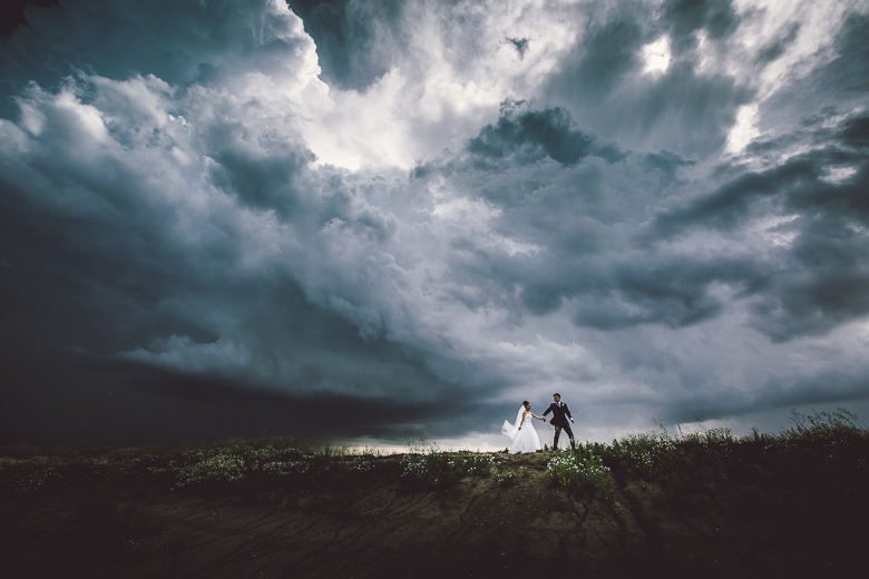Bride and Groom Portrait: 7-th Place by Kelly Redinger (Kelly Redinger | Photographer)