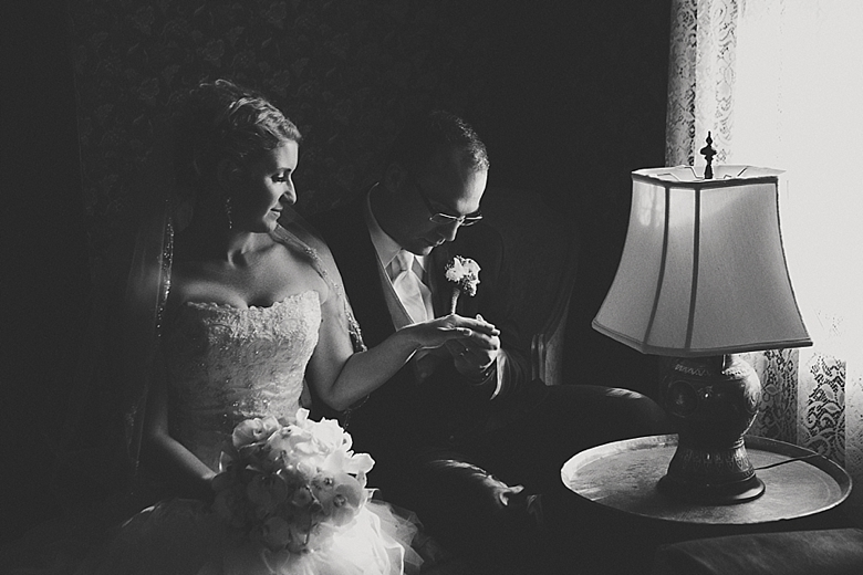 Bride and Groom Portrait: 14-th Place by Conni Pohl (Lifedotstyle (Conni Pohl))