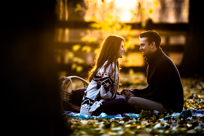 Engagement Portrait: 7-th Place by Sean LeBlanc (Sean LeBlanc Photography)