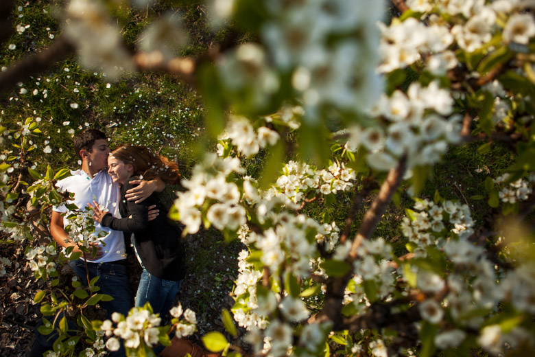 Engagement Portrait: 7-th Place by Elisha Stewart (Abby Photography)