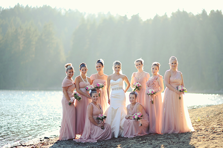 Bridal Party Portrait: 4-th Place by Erin Wallis (ERIN WALLIS PHOTOGRAPHY)