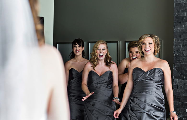 Bridal Party Portrait: 15-th Place by Carol Gillis (Carol's Photography)