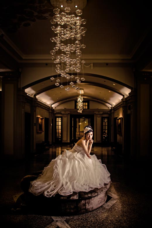 Bridal Portrait: 9-th Place by Raymond Leung (Raymond & Jessie Photography (Raymond Leung))