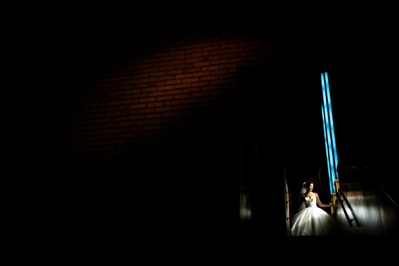 Bridal Portrait: 2-nd Place by Curtis Moore (Moore Photography)