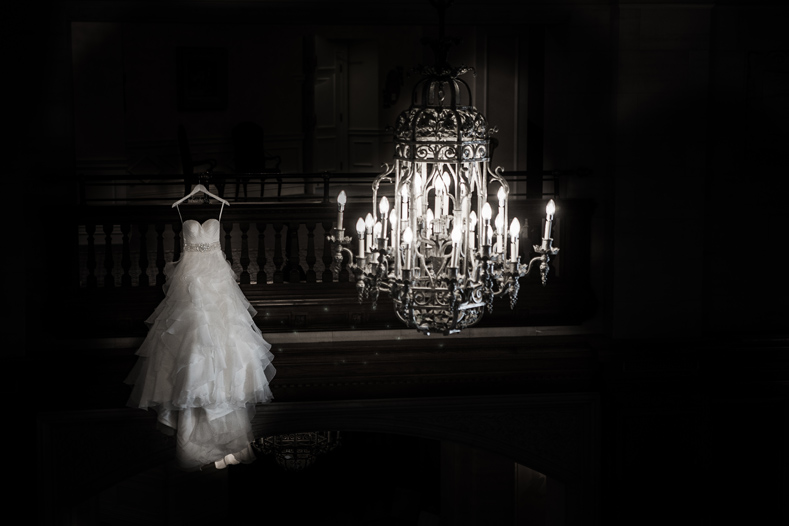 The Wedding Dress: 13-th Place by Trina Lewis (Creationsphoto)