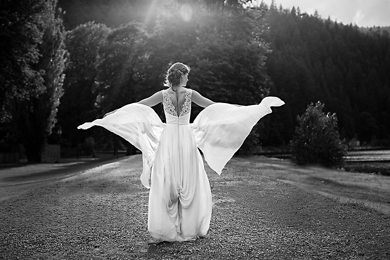 The Wedding Dress: 1-st Place by Fran Chelico (Fran Chelico Photography)
