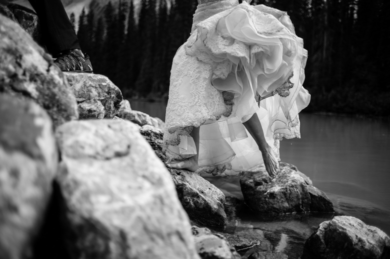 The Wedding Dress: 3-rd Place by Carey Nash (Carey Nash Photography)