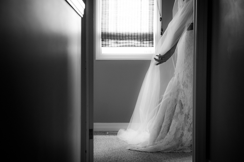 The Wedding Dress: 15-th Place by Frances Morency (Frances Morency Photography)
