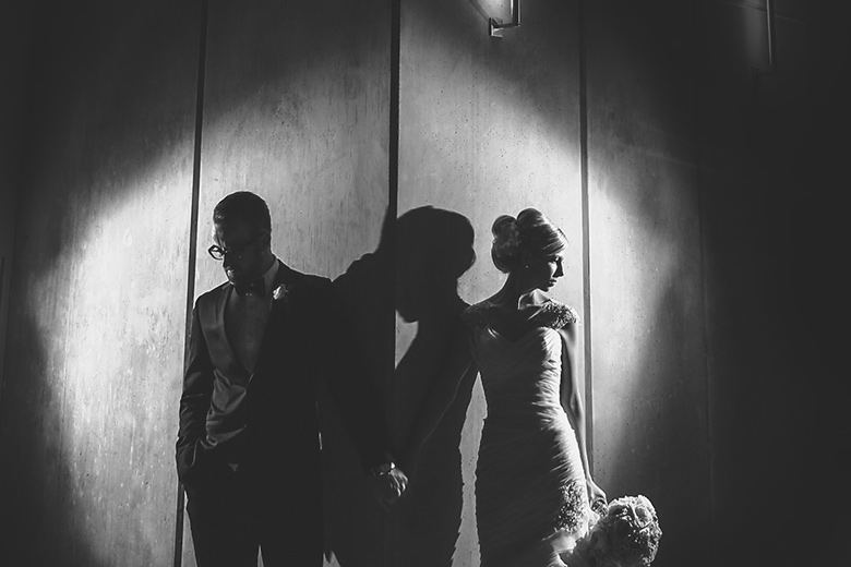 Bride and Groom Portrait: 12-th Place by Kenneth Soong (Just Married Photography)