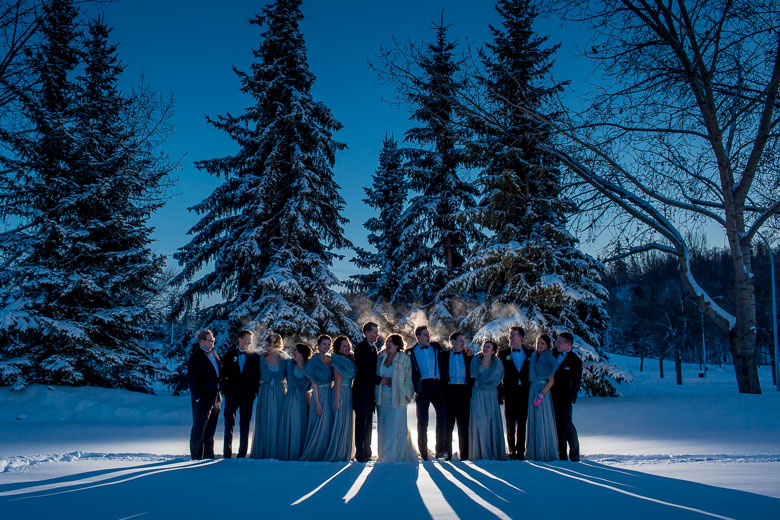 Bridal Party Portrait: 4-th Place by Kelly Redinger (Kelly Redinger | Photographer)