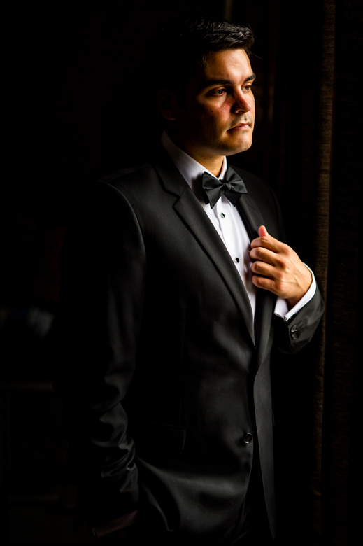 Groom's Portrait: 15-th Place by Brian Di Croce (Brian Di Croce Photography)