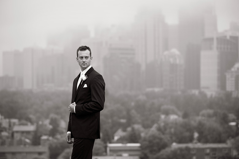 Groom's Portrait: 7-th Place by Melissa Van Otterloo (Melissa Rae Photography (Melissa))