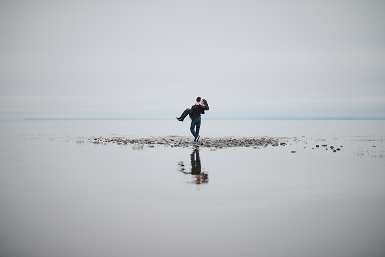 Engagement Portrait: 2-nd Place by Erin Wallis (ERIN WALLIS PHOTOGRAPHY)