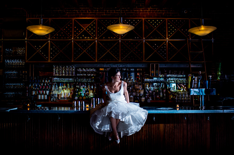 Bridal Portrait: 14-th Place by Sean LeBlanc (Sean LeBlanc Photography)