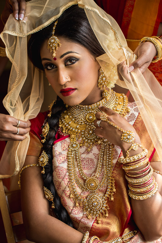 Bridal Portrait: 13-th Place by Annuj Yoganathan (Impressions by Annuj)