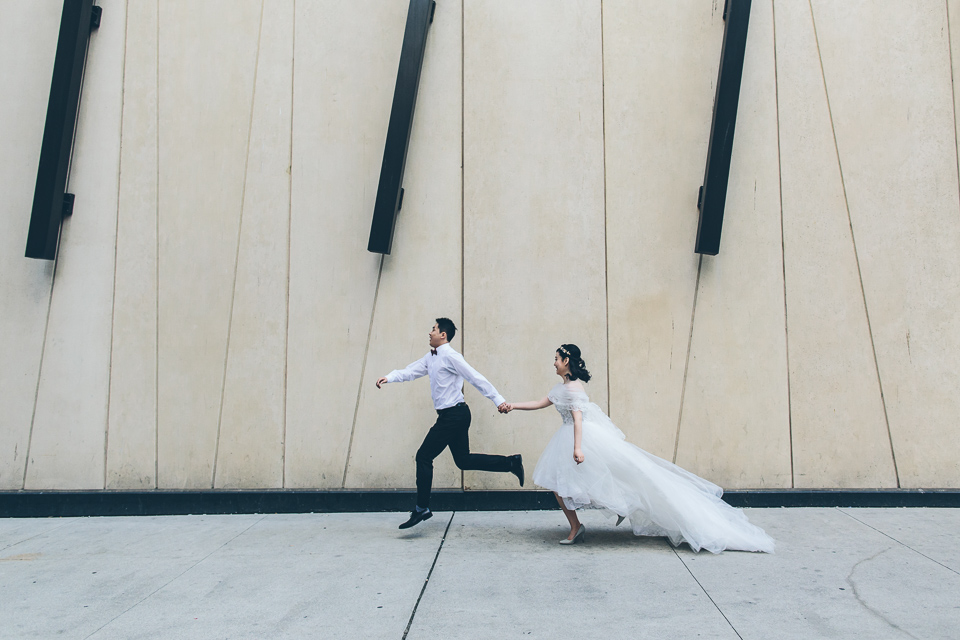 Bride and Groom Portrait: 2-nd Place by Henry Hengyan Chen (Hengyan Photography)
