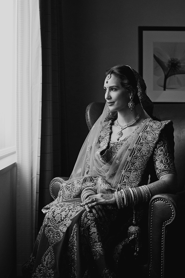 Bridal Portrait: 10-th Place by Pardeep Singh (Pardeep Singh Photography)