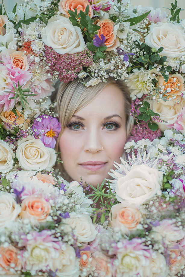 Bridal Portrait: 13-th Place by Erin Wallis (ERIN WALLIS PHOTOGRAPHY)