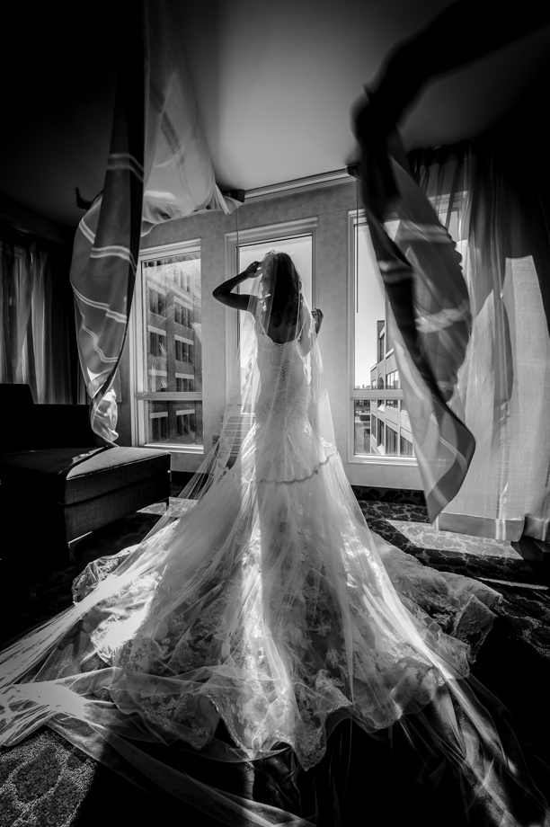 The Wedding Dress: 14-th Place by Alesya Kornetskaya (LaVimage (A. Kornetskaya))