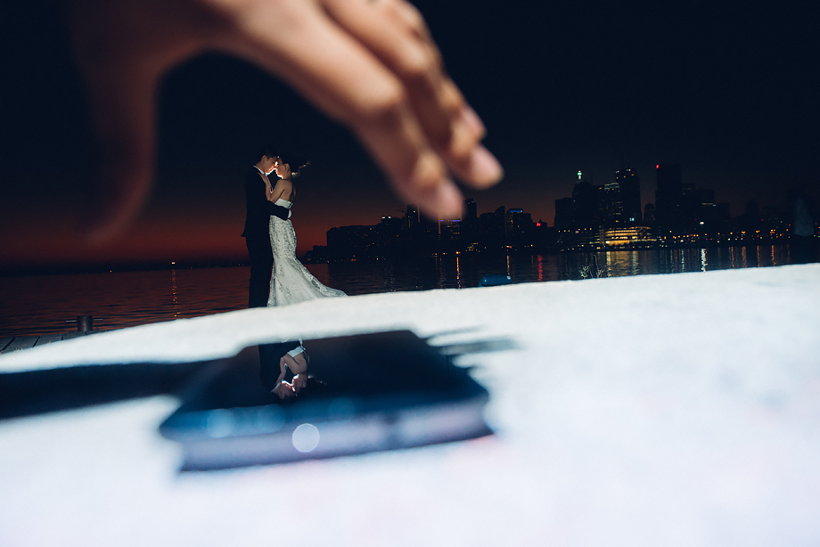 Bride and Groom Portrait: 10-th Place by Cafa Liu (CAFAPHOTO)