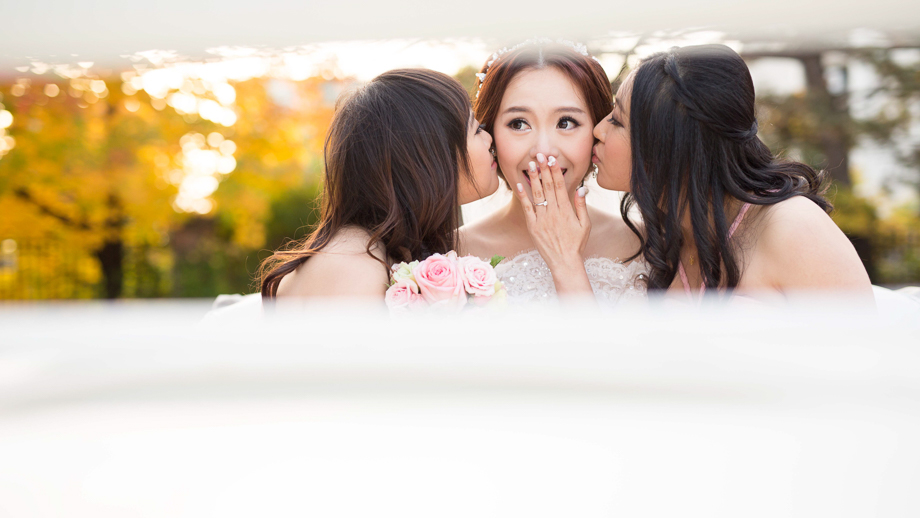 Bridal Party Portrait: 15-th Place by Henry Hengyan Chen (Hengyan Photography)