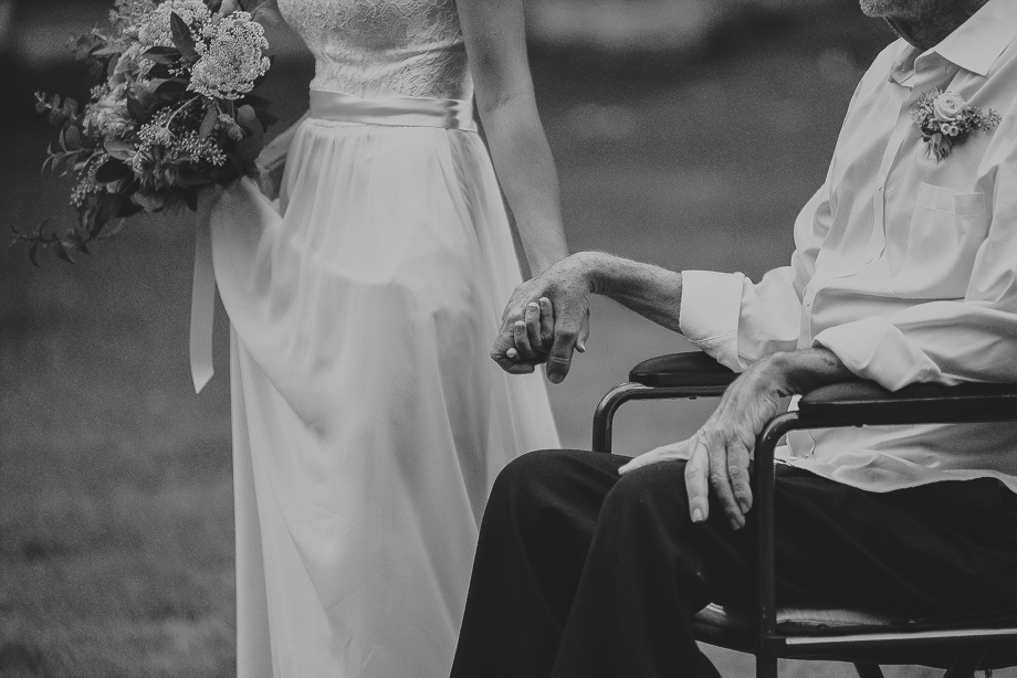 Parents at Wedding: 2-nd Place by Erin Wallis (ERIN WALLIS PHOTOGRAPHY)