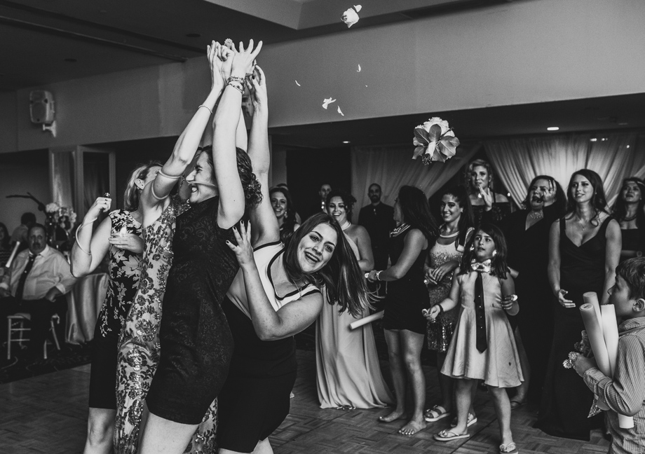Bouquet / Garter Toss: 6-th Place by Rabih Madi (Madi Photography)