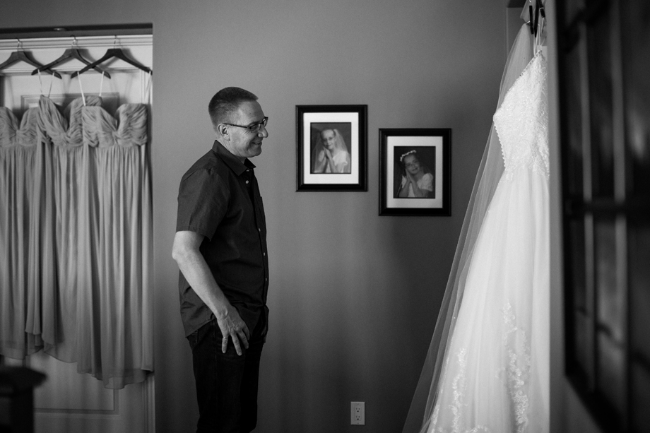 The Wedding Dress: 15-th Place by Geoff Wilkings (GW Photography)