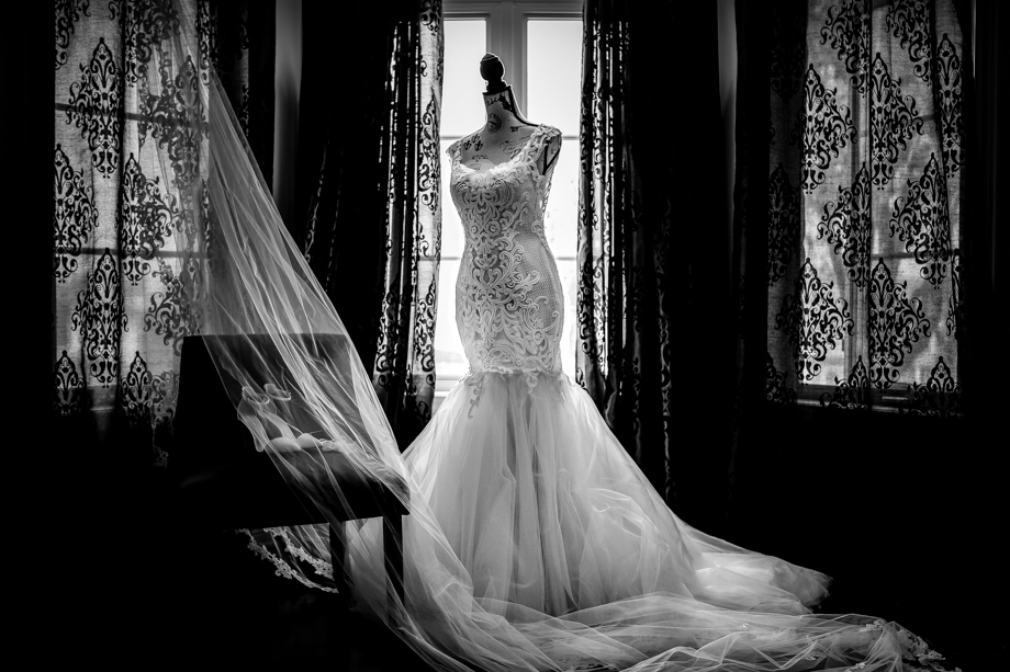 The Wedding Dress: 2-nd Place by Peter K (Peter K Photography)