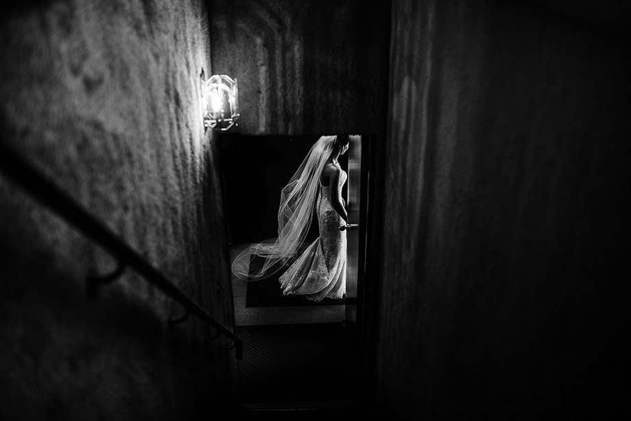 The Wedding Dress: 13-th Place by Cafa Liu (CAFAPHOTO)