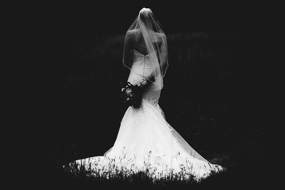 The Wedding Dress: 10-th Place by Lisa Paradis Lacey Peoples (Island Moments Photography)