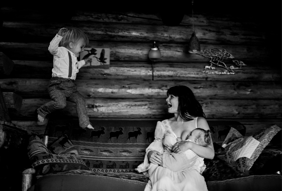 Kids Being Kids: 2-nd Place by Justine Boulin (Justine Boulin Photography)