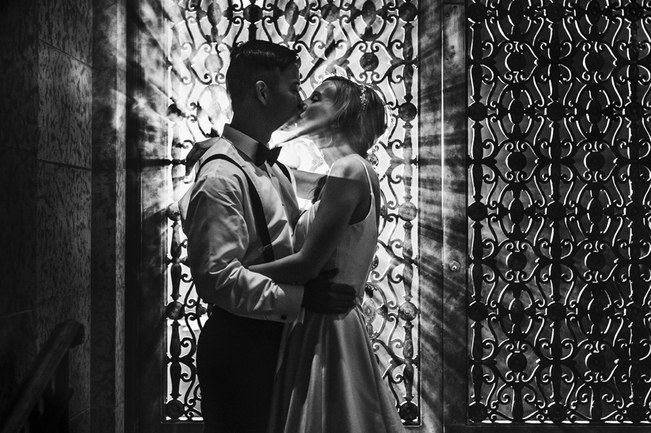 Bride and Groom Portrait: 12-th Place by Geoff Wilkings (GW Photography)