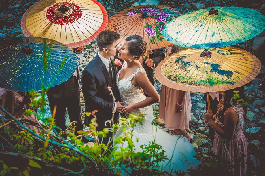 Bride and Groom Portrait: 6-th Place by Vivian Yue (Yueko Image)