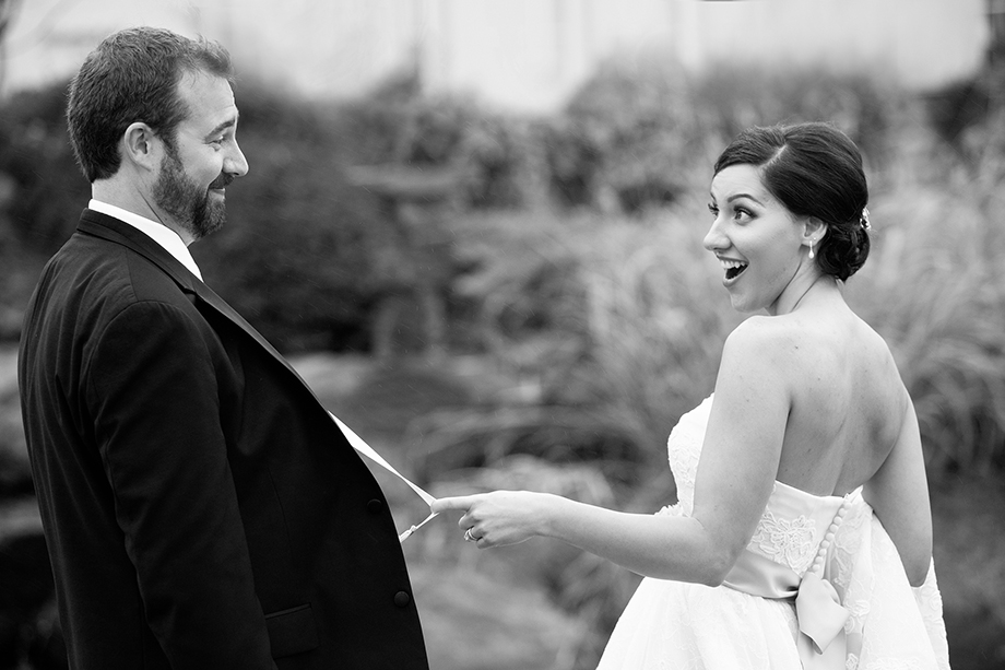 Bride and Groom Portrait: 9-th Place by Danielle Rabbat (Rabbat Photography)