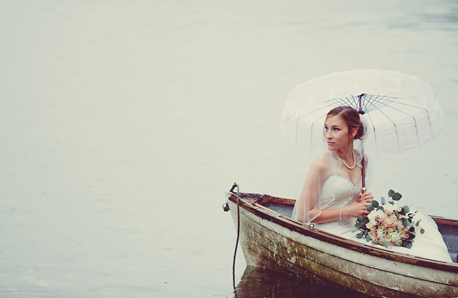 Bridal Portrait: 5-th Place by Lisa Paradis Lacey Peoples (Island Moments Photography)