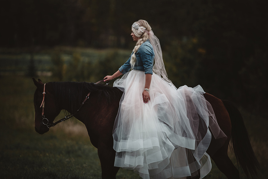 Bridal Portrait: 11-th Place by Noa Furfaro (Lolo & Noa Photography)