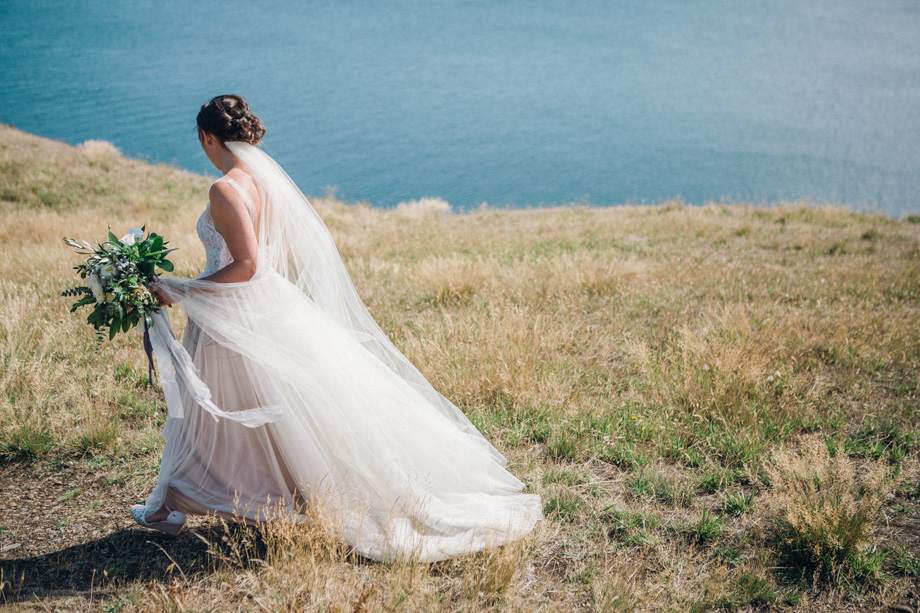 The Wedding Dress: 10-th Place by Caity McCulloch (Swept Away Photo)